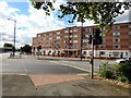 SJ8590 : Parrs Wood Court by Gerald England