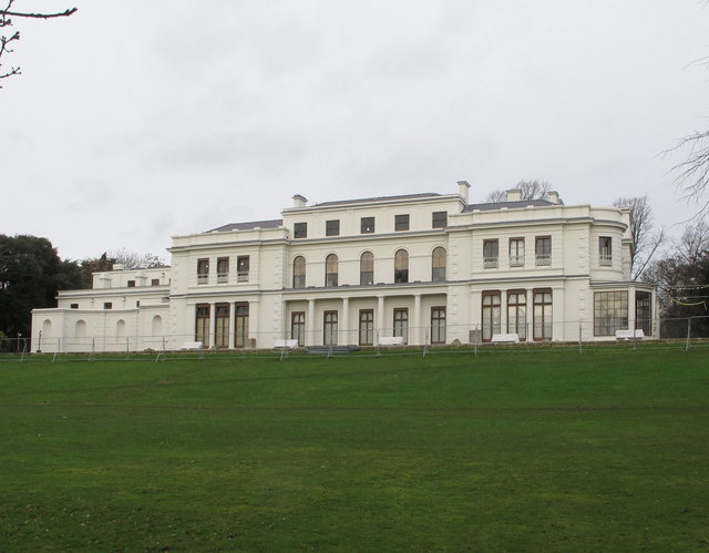 Gunnersbury Park Large Mansion restoration