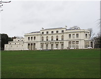 TQ1979 : Gunnersbury Park Large Mansion restoration by David Hawgood