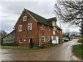 TR0358 : Grain Store Studio, Brenley Farm, near Boughton-under-Blean by Chris Whippet