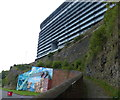 NZ3957 : Echo 24 building next to the River Wear by Mat Fascione