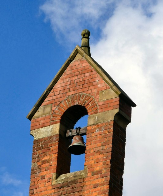 Platt Chapel bellcote