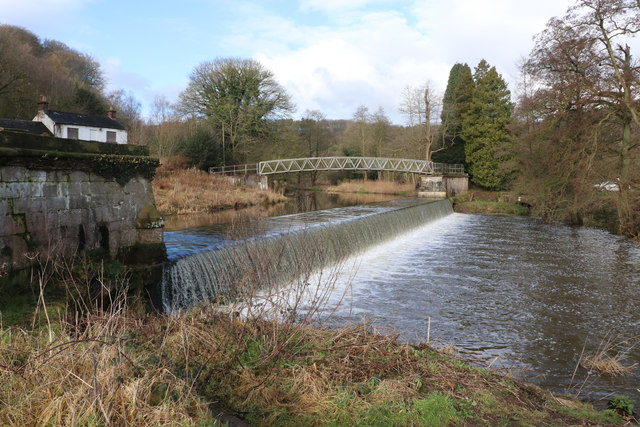 Crumpwood Weir