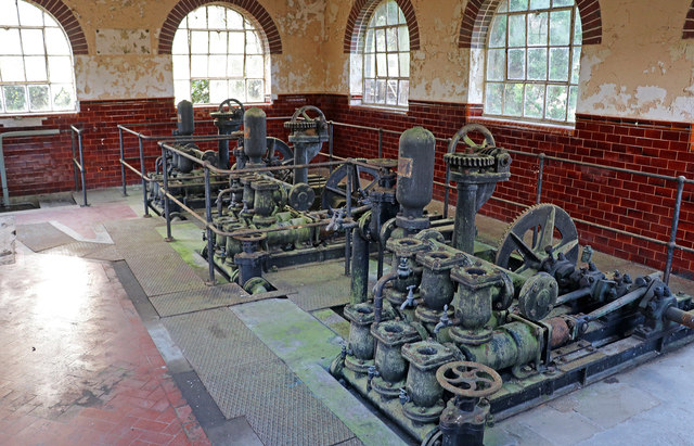 Crumpwood Weir Pumping Station