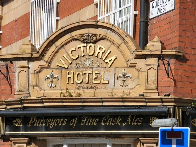 Victoria Hotel: Purveyors of Fine Cask Ales