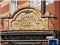 SJ8493 : Victoria Hotel: Purveyors of Fine Cask Ales by Gerald England