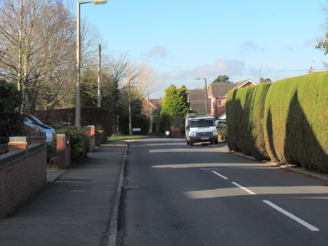 Astwood Bank Avenue Road Looking Towards Doebank Drive