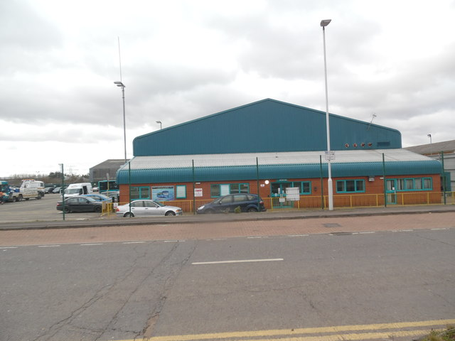 Arriva Bus Depot, High Wycombe (1)
