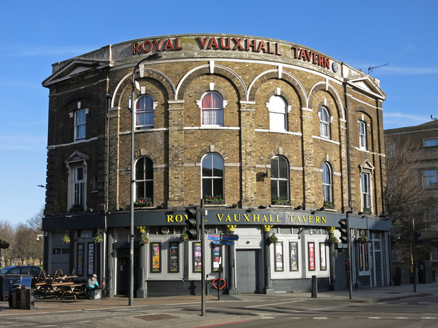 The Royal Vauxhall Tavern, Kennington Lane, SE11