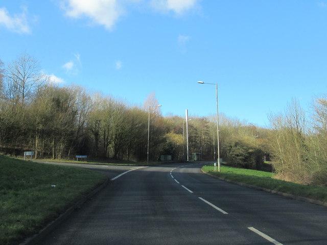 B4504 Windmill Drive Redditch Near Hunt End Lane