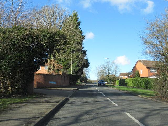 Redditch Callow Hill Lane