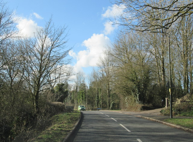 Redditch Callow Hill Lane Near Foxholes Lane
