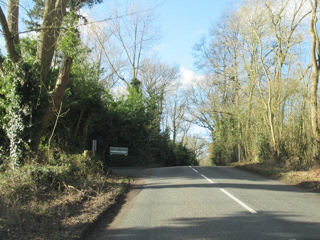 Callow Hill Lane Redditch Near Parklands