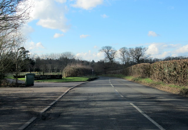 Sillins Lane Near Silcot Farm