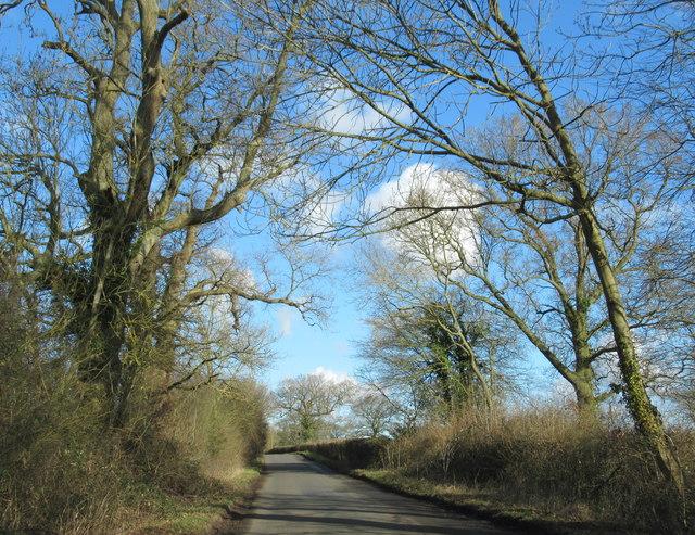 Norgrove Lane Near Norgrove Court