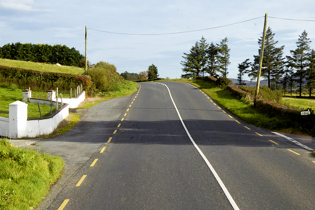R238 Road near Meenward