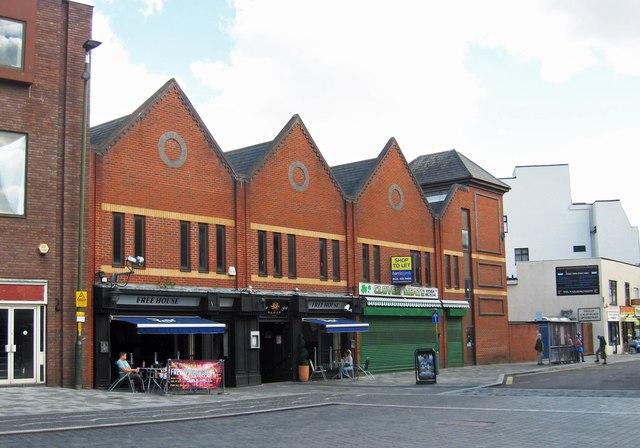 The Vault, 4-5 Oxford Street, Kidderminster, Worcs