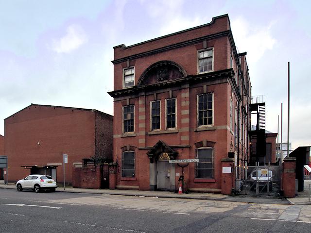 Trafford Park Telephone Exchange