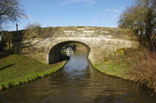 Cowley Double Road Bridge