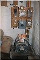 SX4168 : Cotehele Mill - generator by Chris Allen