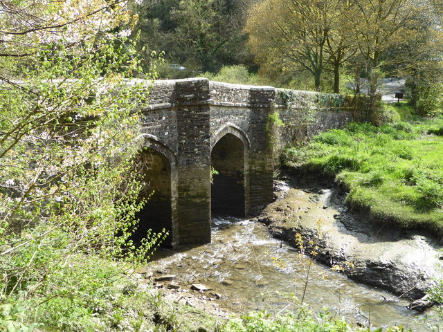 Cotehele Bridge