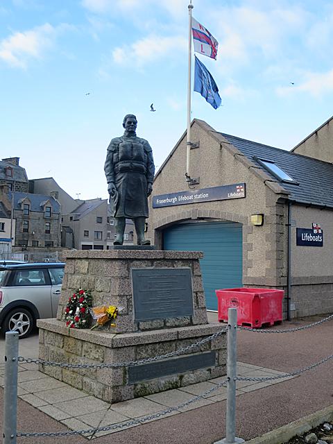 Lifeboat Memorial