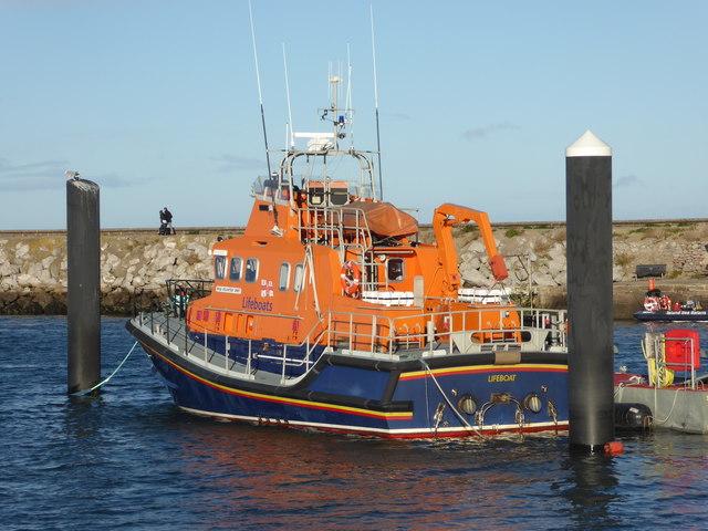 Brixham - lifeboat