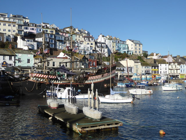 Golden Hind - Brixham