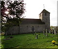 SO3727 : North side of St Peter's Church, Rowlestone by Jaggery