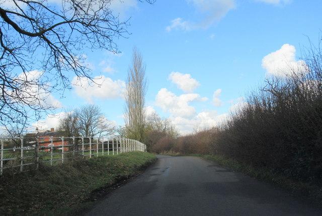 Cur Lane Redditch Near Lanehouse Farm