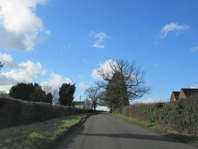 Cur Lane Passing Cur Lane Farm