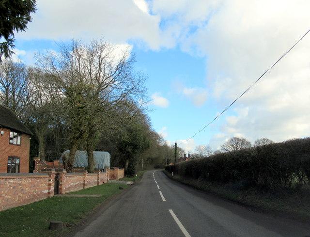 Copyholt Lane Banks Green
