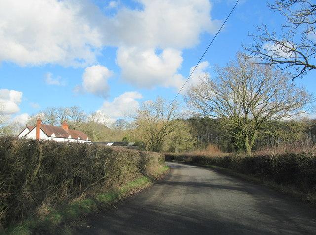 Holyoakes Lane