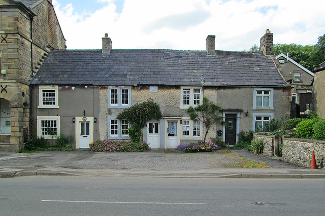Hartington: an 18th-century terrace