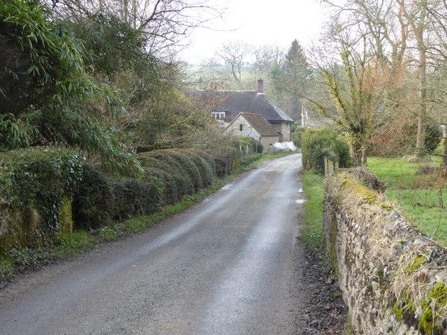Lower Wraxall