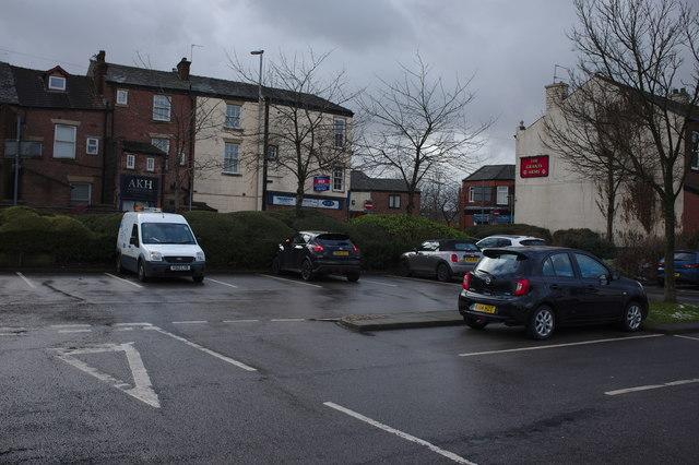 A corner of Heywood