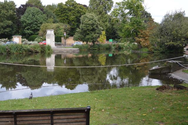 Carshalton Pond
