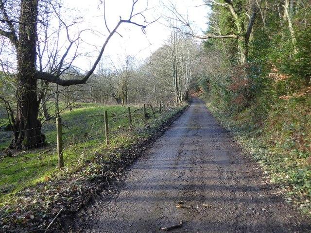 No through road to Oakwood Farm