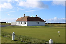 NS2005 : The Old Clubhouse, Turnberry by Billy McCrorie