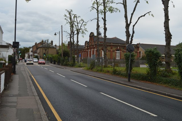 West St and St Mary's Infants' School