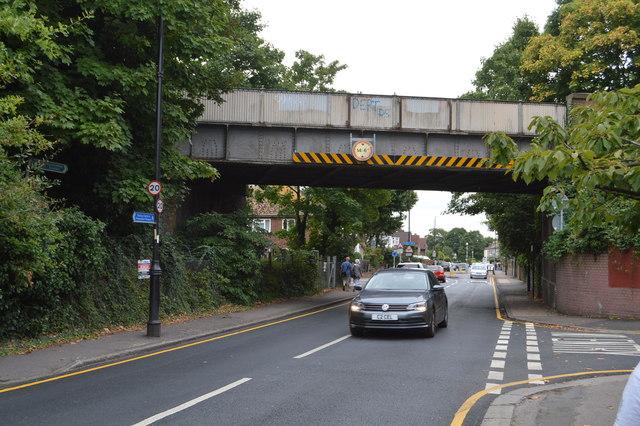 Railway Bridge, West St