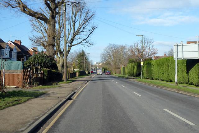 Victoria Road, Horley