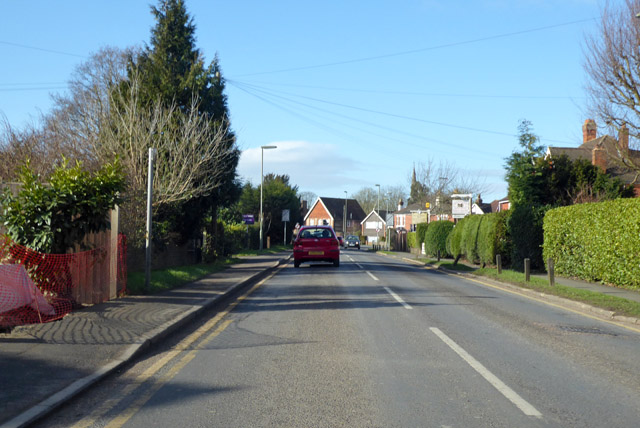 Massetts Road, Horley