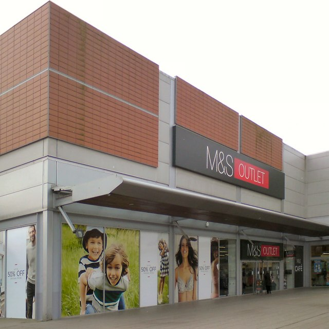 M&S Outlet (for now)