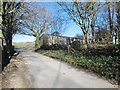 SY7292 : Higher Bockhampton, visitor centre by Mike Faherty