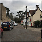 TM0458 : South on Crowe Street, Stowmarket by Robin Stott