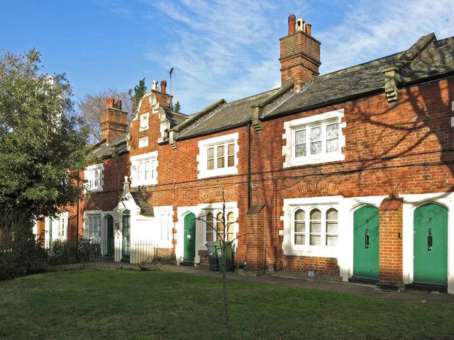 1-7 Noel Caron Houses, Fentiman Road, SW8