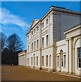TQ2787 : Kenwood House, Hampstead Heath : south front by Julian Osley