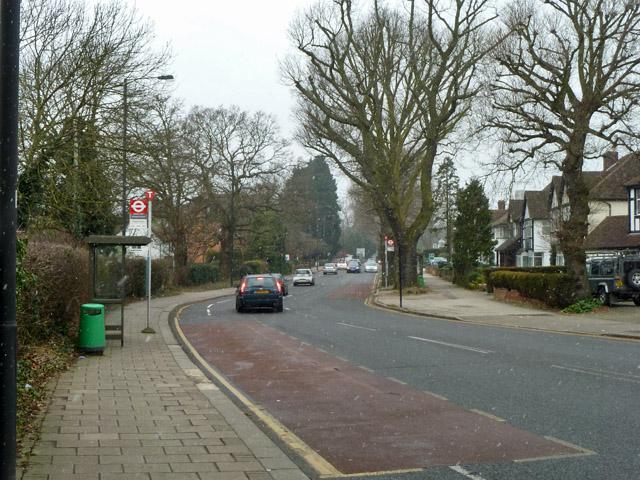 A410 Uxbridge Road