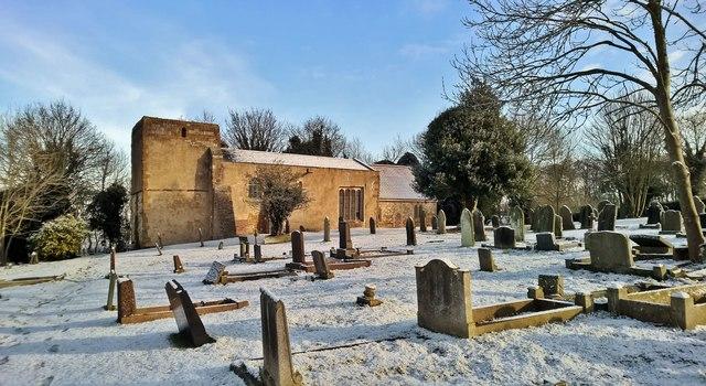 St Mary's church, Barnetby